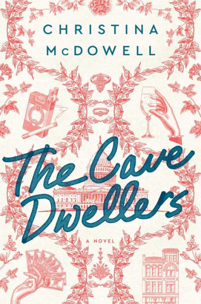 Cover for Christina McDowell's The Cave Dwellers
