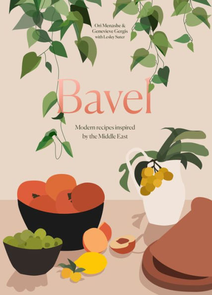 Cover for Bavel by Ori Menashe, Genevieve Gergis, and Lesley Suter