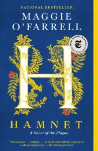 Cover for Hamnet by Maggie O'Farrell