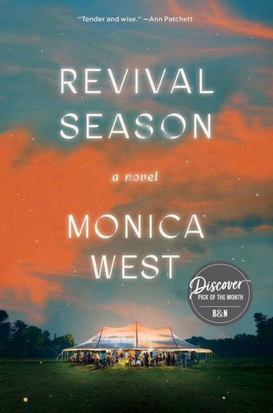 Cover for Monica West's Revival Season