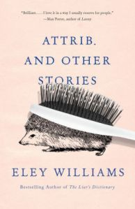 Cover for Attrib. and Other Stories by Eley Williams