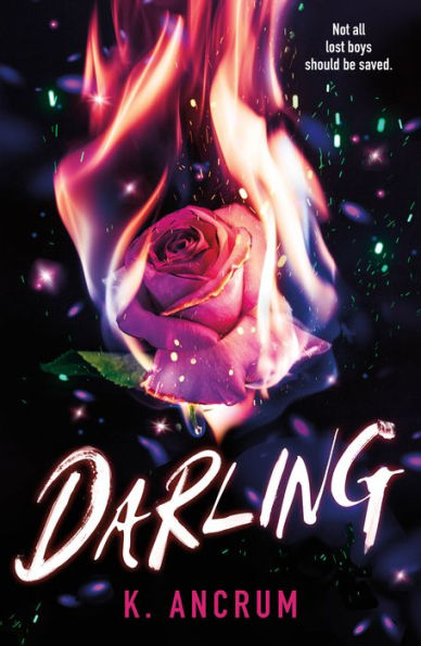 Cover for Darling by K. Ancrum