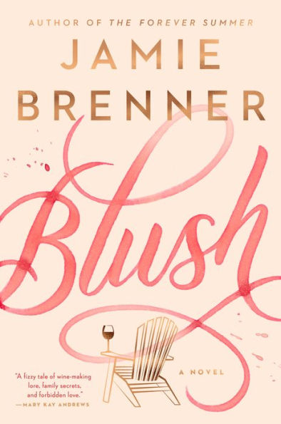 Cover for Blush by Jamie Brenner