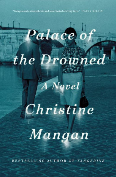 Cover for Palace of the Drowned by Christine Mangan