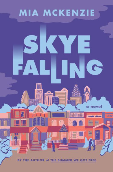 Cover for Skye Falling by Mia Mckenzie