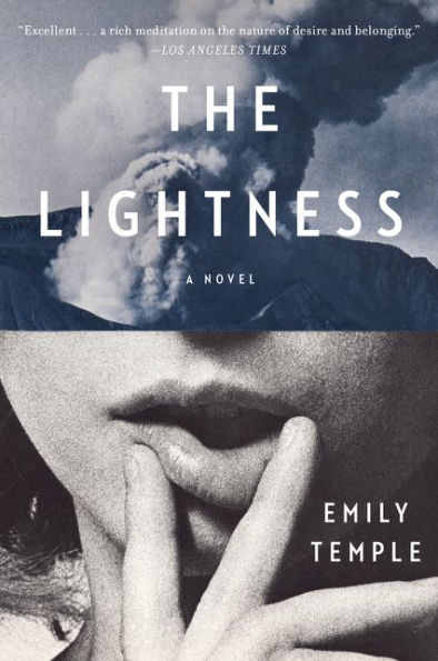 Cover for The Lightness by Emily Temple