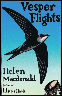 Cover for Vesper Flights by Helen Macdonald